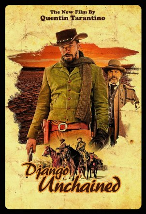 Django-Unchained-poster 2 Western