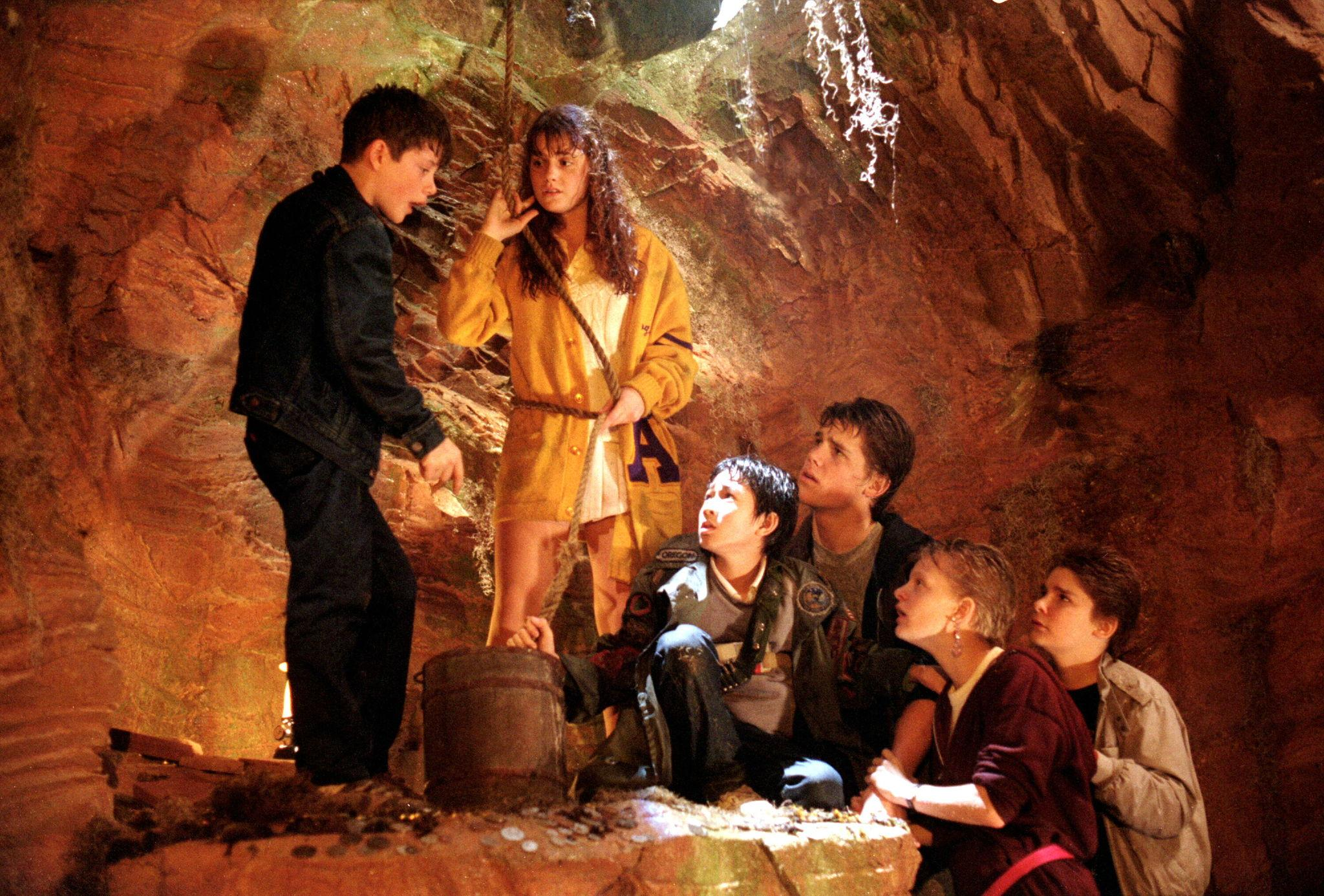 the goonies essay The goonies are a close-knit group, but they are also an effective group of solving problems the goonies deal with problems differently depending on the situation each one of the members has individual attributes suited for different situations.